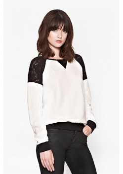 Martha Lace Sweater