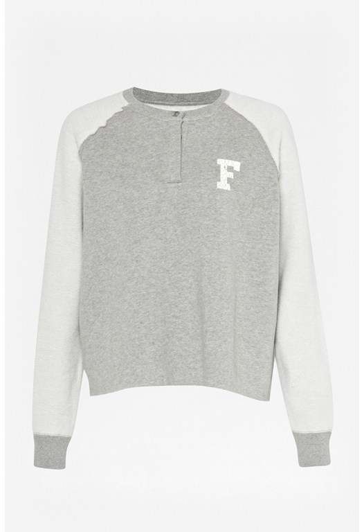 Pipa Sweats Raglan Sweater