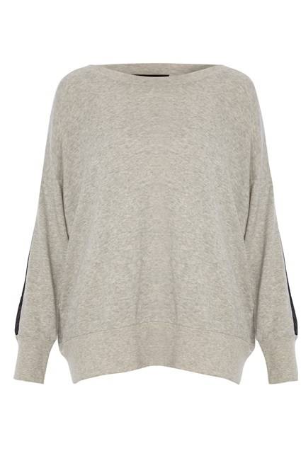 Ditton Panel Sweatshirt