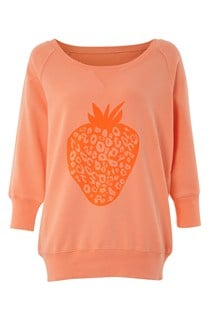 Flo Berry Sweatshirt
