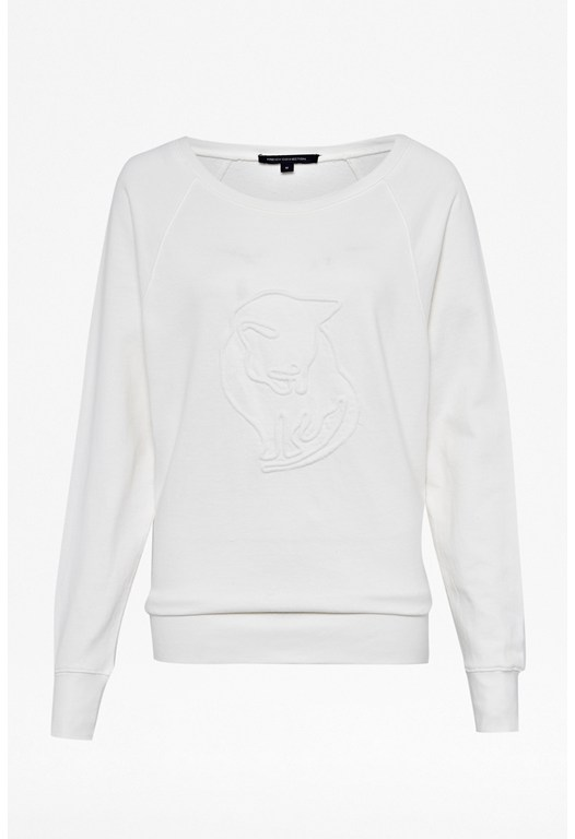 Kitty Raglan Sweatshirt