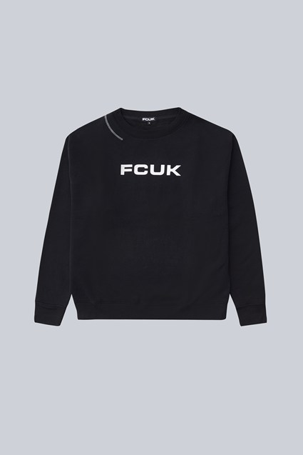 Fcuk Oversized Sweatshirt