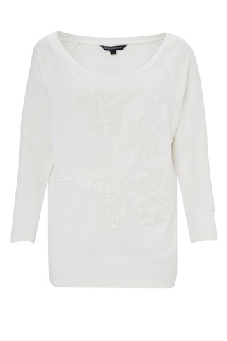 Paradise Sequinned Sweater