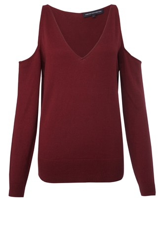 Miss Atticus Cutout Jumper