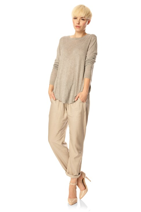 Dreamy Drape Knit