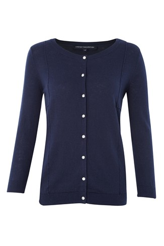Lucy Lay Crew Neck Cardigan
