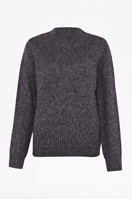 Salt N Pepper Knitted Jumper