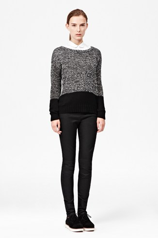 Slub Speckled Jumper