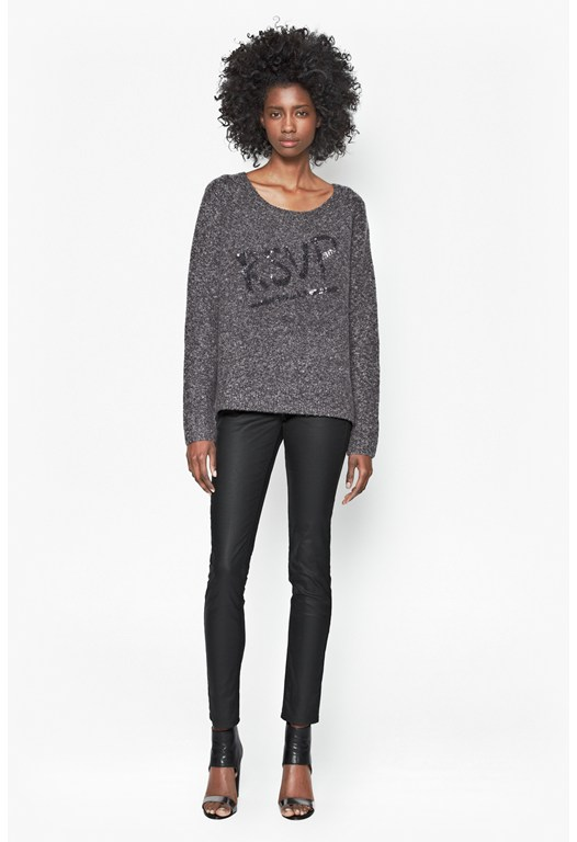 RSVP Sequin Jumper