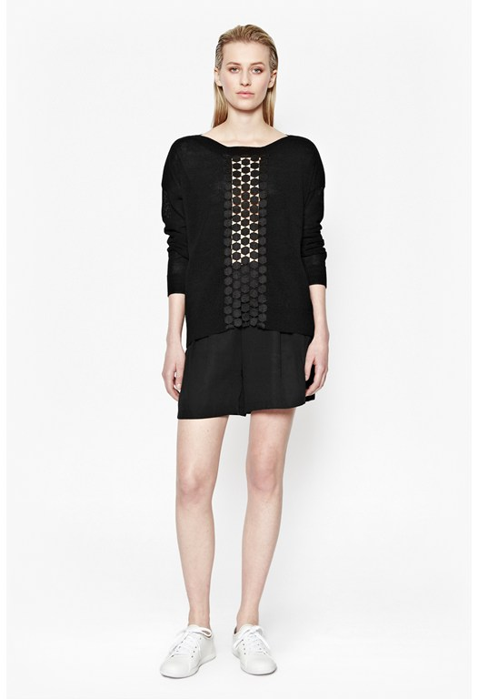 Nectar Lace Jumper