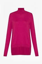 Looks Great With Bambino Knitted Roll Neck Jumper