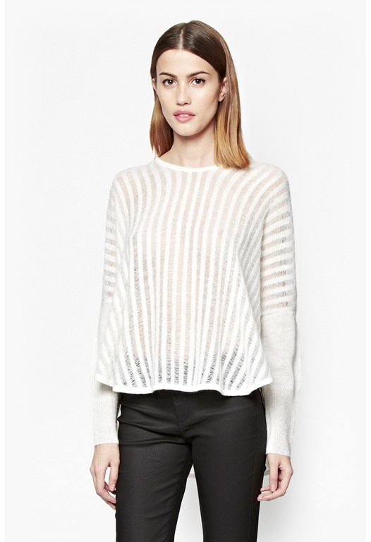 Lalo Wool and Mohair Jumper