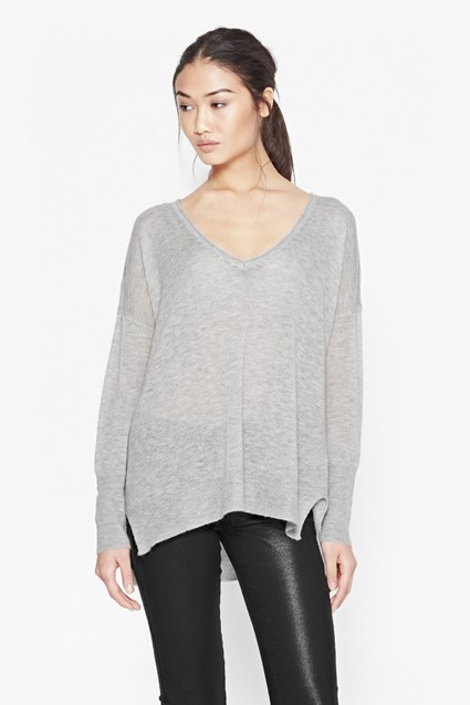 Feather Light Fine-Knit Jumper