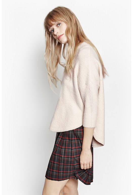 Rsvp Now High Neck Knit