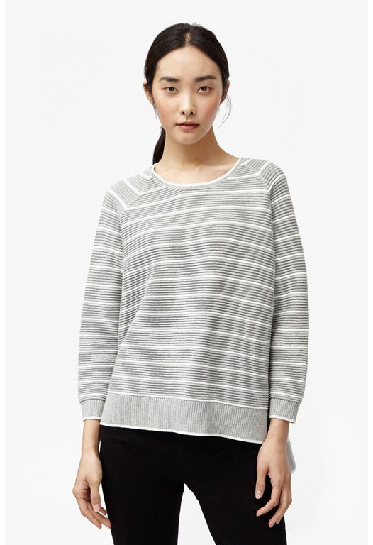 Fresh Ottoman Stripe Jumper