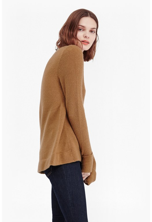 Gazelle Knits Crew Neck Jumper