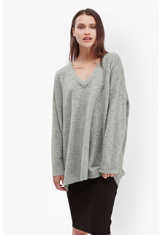 Flossy Knits Oversized Jumper