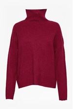 Looks Great With Weekend Flossie Funnel Neck Jumper
