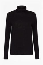 Looks Great With Carrie Cashmere Roll Neck Jumper