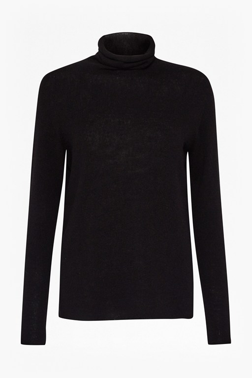 Complete the Look Carrie Cashmere Roll Neck Jumper