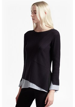 45 Degrees Rib Knit Jumper