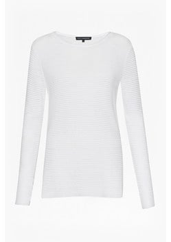 Richter Knitted Slash Neck Jumper