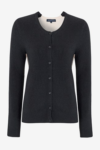 Two-Tone Vhari Cardigan