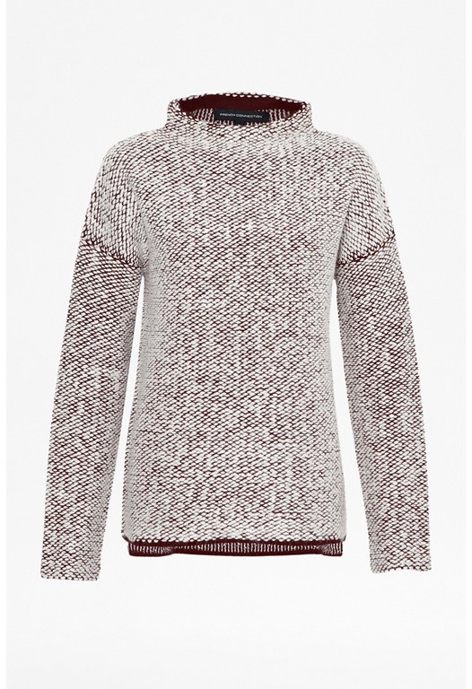 Sophie Knitted High Neck Jumper