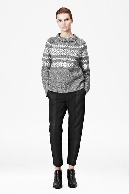 Killer Knitted Jumper