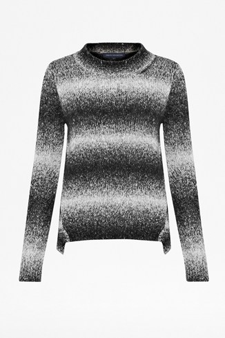Salt N Pepper Jumper