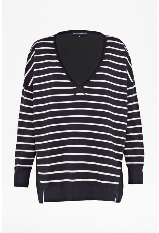 Check Mate Striped Jumper