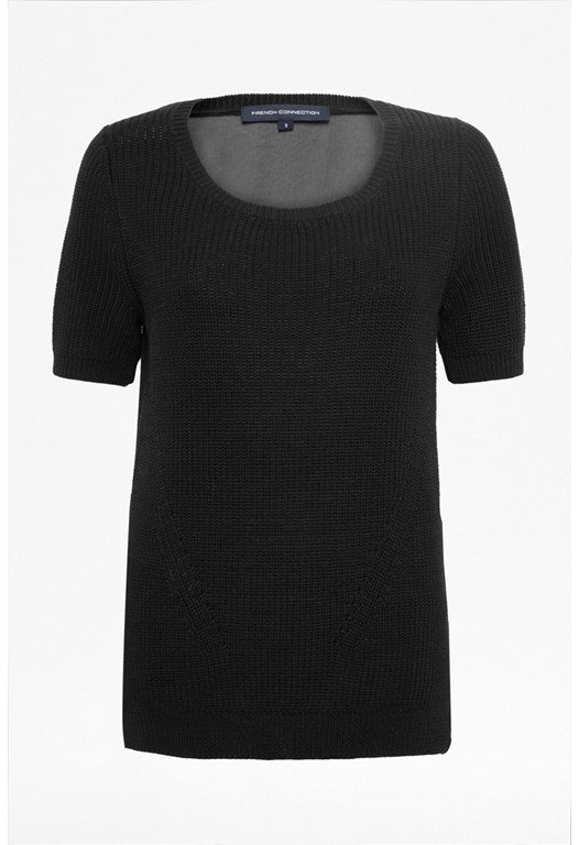 Roma Pleat Back Jumper