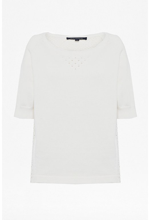 Lauriston Perforated Jumper
