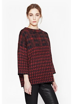 Dogtooth High Neck Jumper