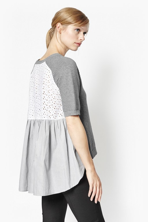 effie textured knit