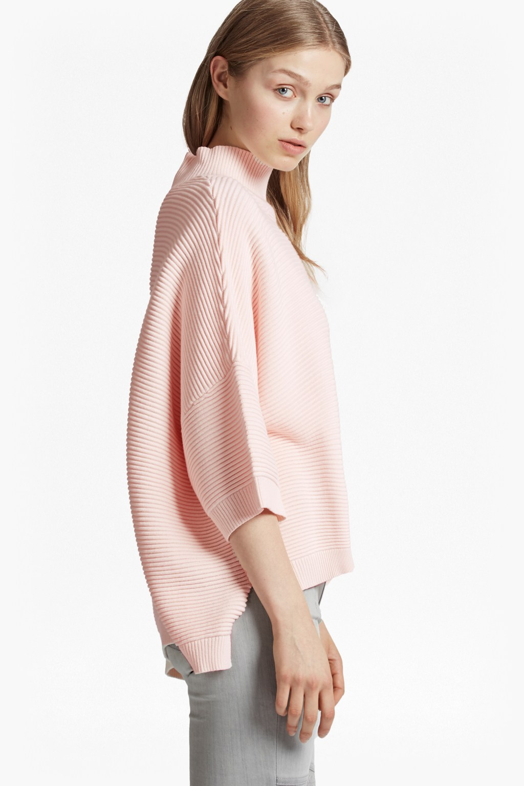 Spring Mozart High Neck Jumper Collections French Connection