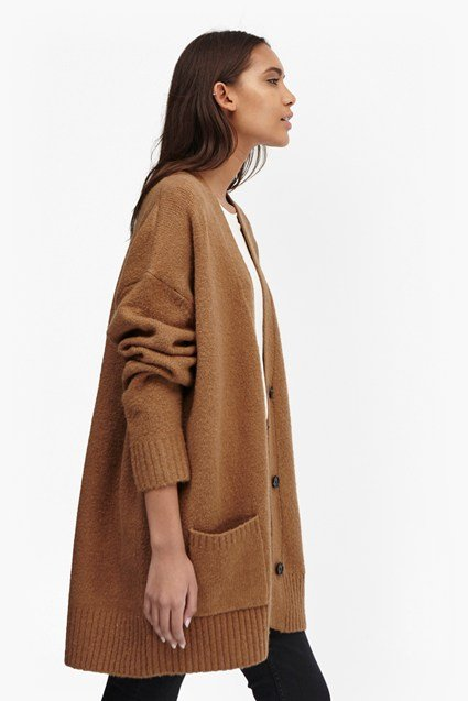 Belle RSVP Oversized Cardigan
