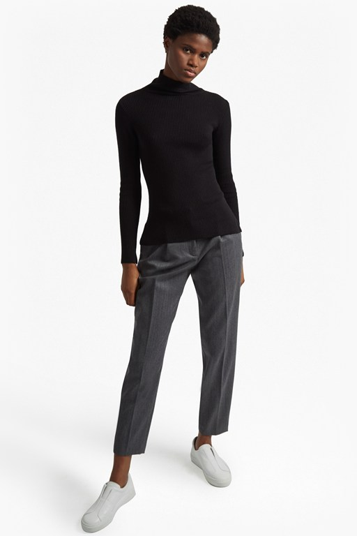 Complete the Look Nicola Knits High Neck Jumper