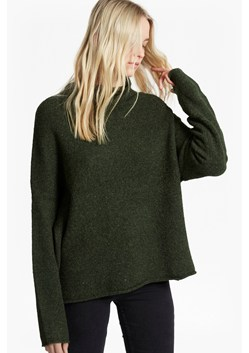 Autumn Flossy Knits High Neck Jumper