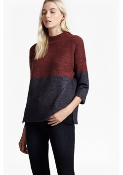 RSVP Colour Block Knit Jumper