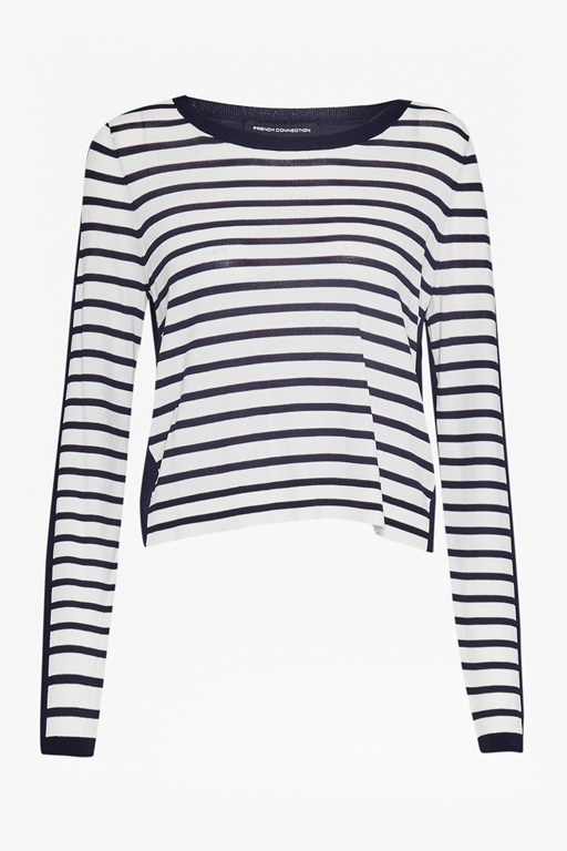 cass knits stripe jumper