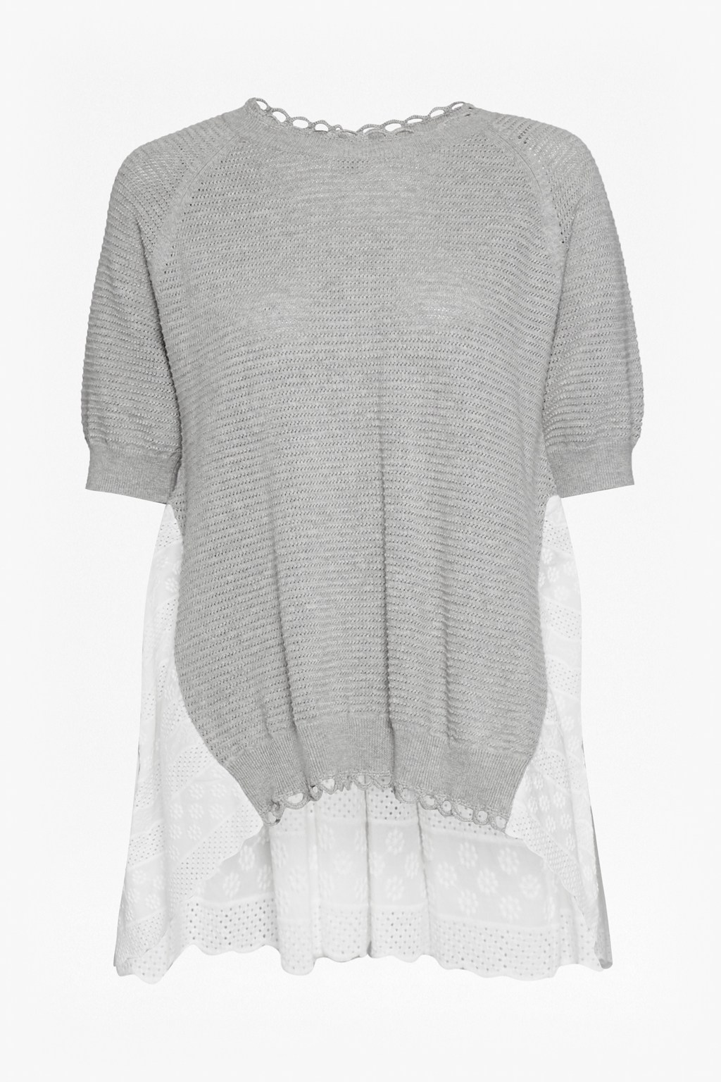 66bb6cd0f2c740 Womens Cotton Knitted Sweater
