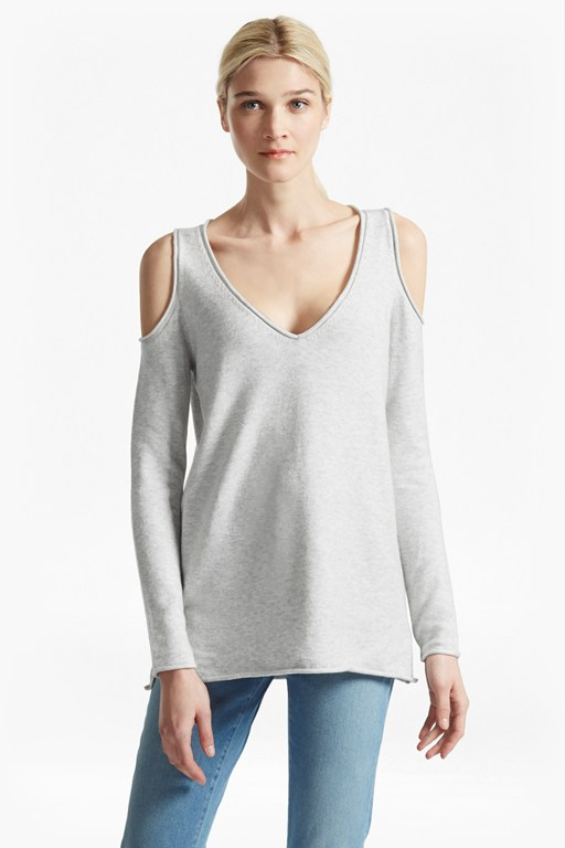 venture vhari cold shoulder jumper
