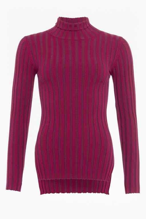 647818a5916 Womens Denim Ribbed Sweater | Frenchconnection