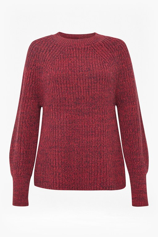 Complete the Look Mozart Millie Melange Jumper