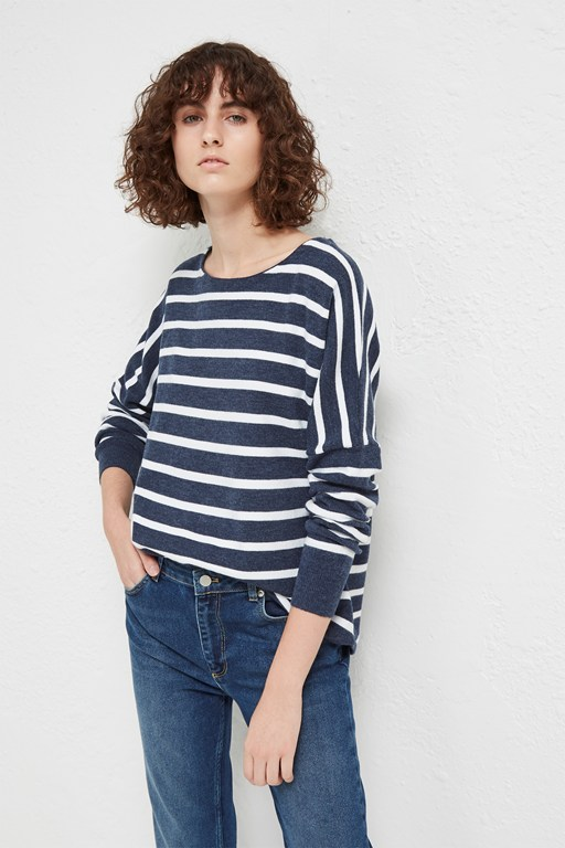 babysoft drop shoulder jumper
