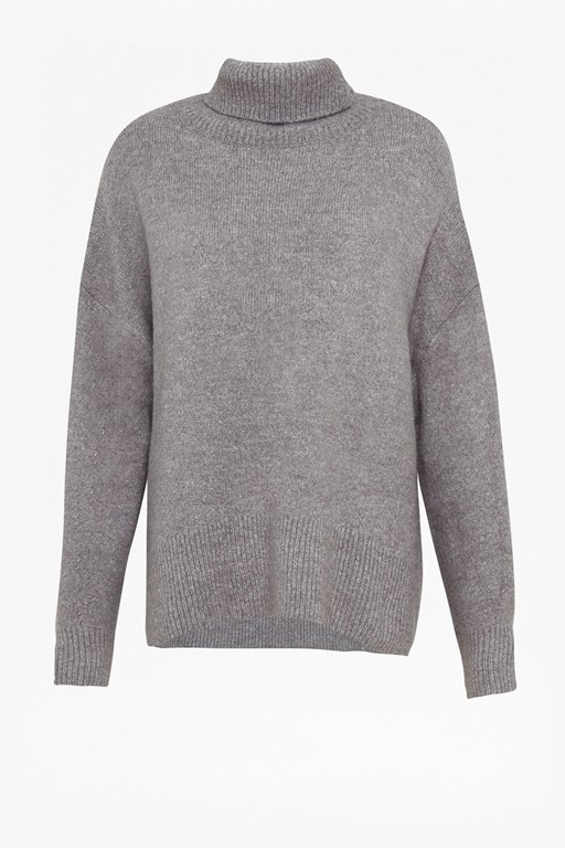 Complete the Look Nina Knit High Neck Jumper
