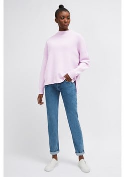 Madison Knit High Neck Jumper