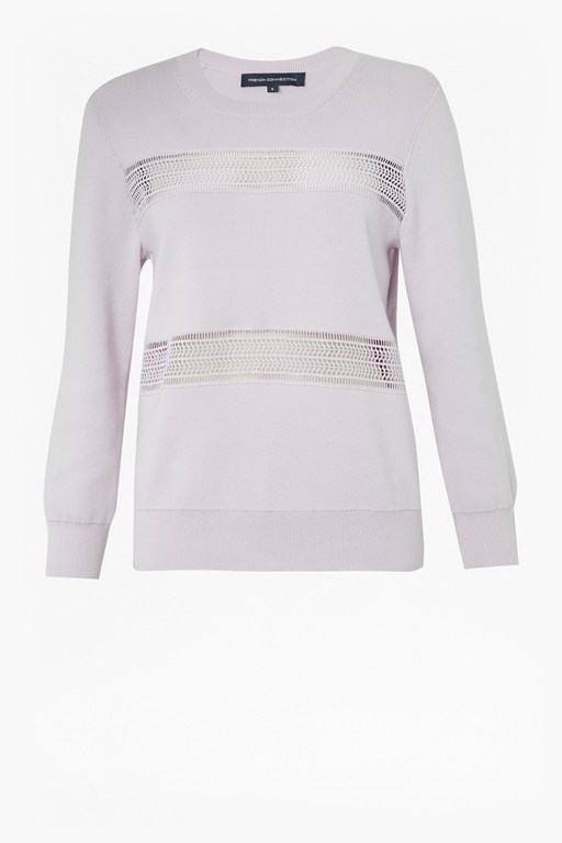 Complete the Look Nerina Ladder Mix Jumper