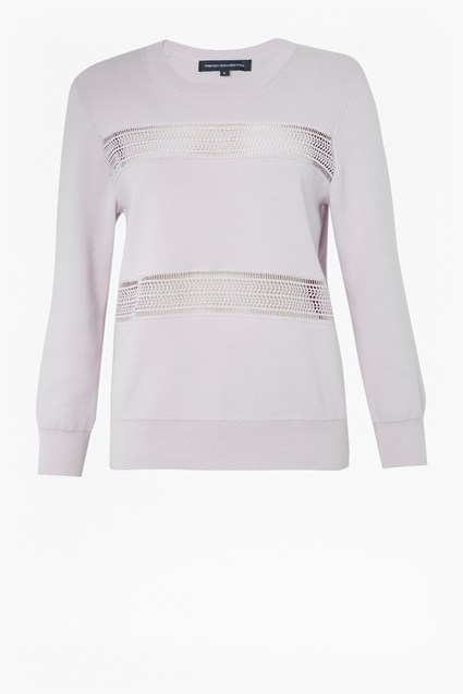 Nerina Ladder Mix Jumper
